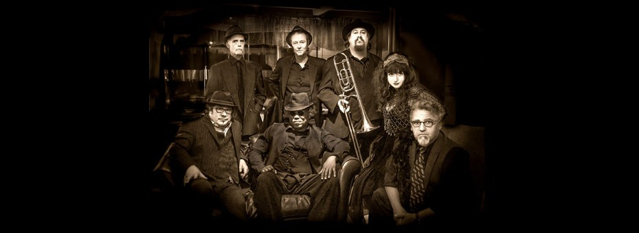 The Prohibition Mob Band, led by Roberta Donnay, is a vintage jazz and swing band that plays 1920-30