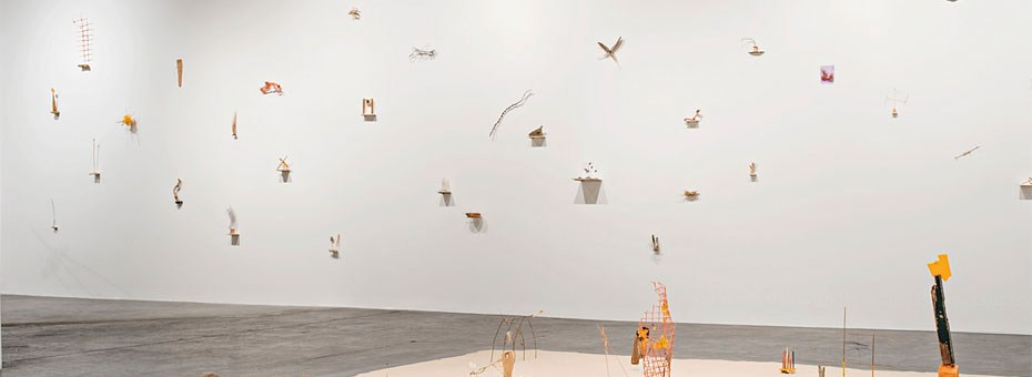 MULTIMEDIA | This first survey exhibition of the work of Chilean-born artist Cecilia Vicuña traces her career to stage a conversation about discarded and displaced people, places, and things in a time of global climate change.