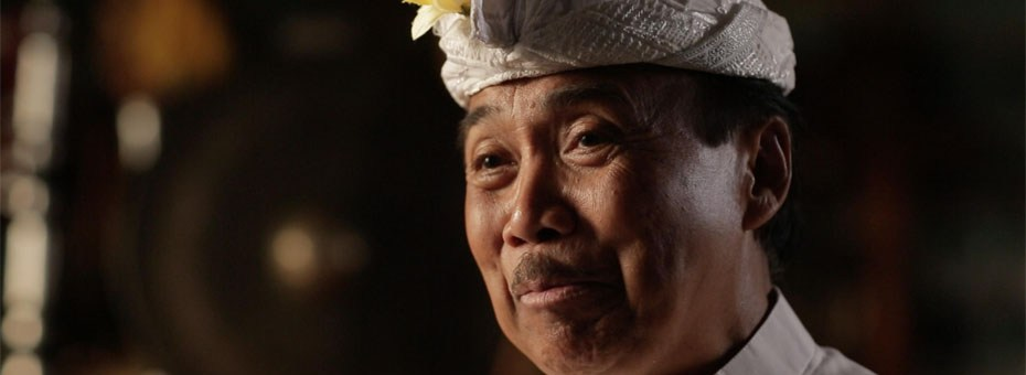 FILM   Bali: Beats of Paradise spotlights pioneering Indonesian composer, Nyoman Wenten, who spent most of his life spreading the beauty & mystery of Bali.