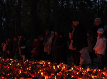 "ARTICLE | ""Still in the world, but not of the world"" - Adam Mickiewicz from Dziady... November is a month of solemn and important celebrations in Poland."