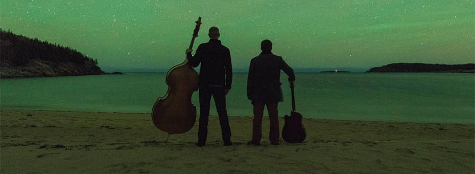 MUSIC | The acoustic duo, Endless Field, presents a concert featuring 5 world-class ensembles led by Catherine Russell, Dave Douglas, Camila Meza, & Fabian Almazan.