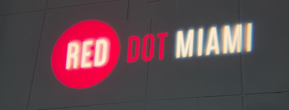 Red Dot Miami Logo Light