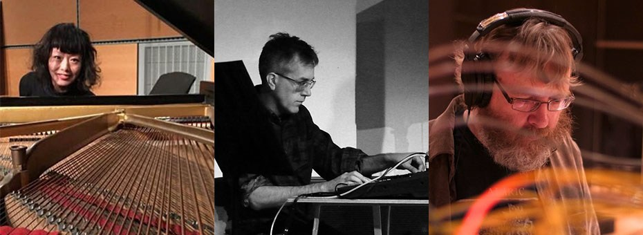 MUSIC | A night of Morton Feldman's piano work Triadic Memories transformed by Tania Chen - piano, Wobbly and Thomas Dimuzio - electronics.