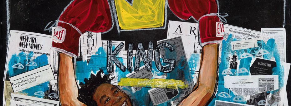 VISUAL | The Coretta Scott King Illustrator Award annually recognizes outstanding African American artists of children