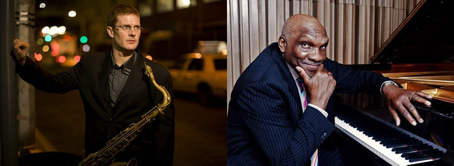 MUSIC | Hard-bop veteran pianist Harold Mabern and the unstoppable tenor saxophonist Eric Alexander return to further elaborate on the enduring legacy of Bebop at the Bach.