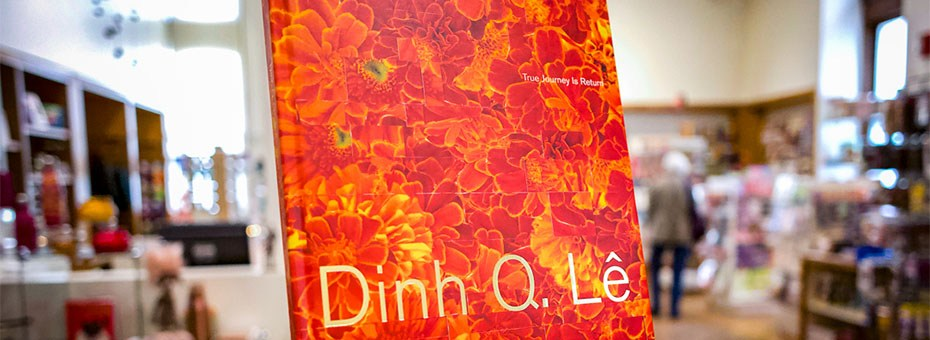 MULTIMEDIA | Artist Dinh Q. Lê will be at SJMA to sign copies of the exhibition catalogue Dinh Q. Lê: True Journey Is Return, available for purchase at the Museum Store.