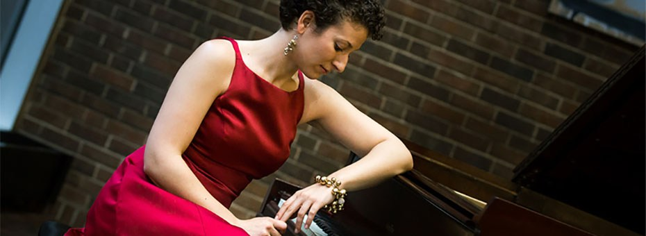 MUSIC | Clare Longendyke is a passionate soloist and chamber musician recognized for her colorful musicality, technical fluency, and ability to interpret repertoires across the musical spectrum.