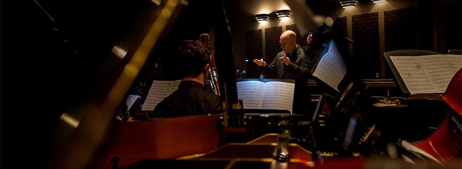 MUSIC | EDGE Ensemble celebrates its own, with world-class new music from Shenandoah Conservatory and the Capital Region, featuring composers.