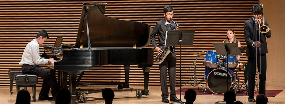 MUSIC | CSMA Merit Scholarship Student Ensembles perform special selections to celebrate Mother's Day in this annual event.