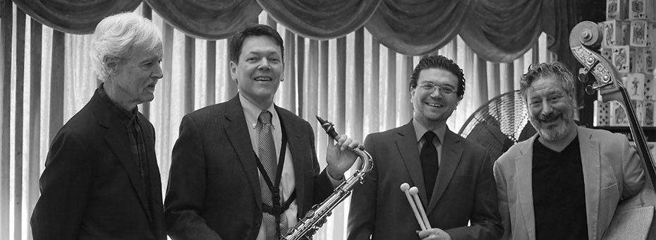 MUSIC | Consensual Bop is a Bay Area jazz quartet focusing on Early 40