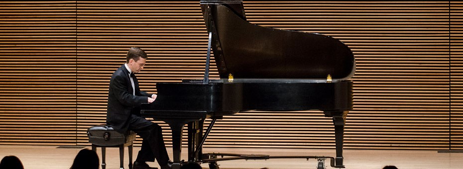 MUSIC | Axel Schmitt (CSMA Faculty, piano) takes on the task of performing the complete piano sonatas of Ludwig van Beethoven.