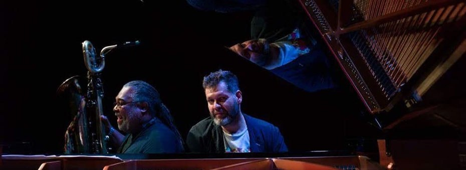 MUSIC | Lucian Ban - piano and Alex Harding - woodwinds have performed and recorded together for 20-years besides their prominent activities within global progressive jazz and improvisational circles.