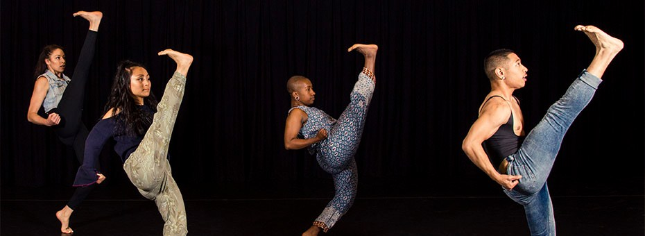 DANCE | Bernard Brown / bbmoves will perform three dance theater works in the intimate setting of Upstairs at The Sofia, home of B Street Theatre.