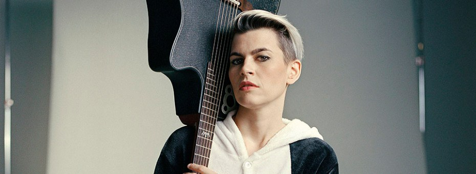 """MUSIC   Hailed by Rolling Stone as """"a genre unto herself,"""" Brooklyn-based composer and guitarist Kaki King presents an evening of her own compositions."""
