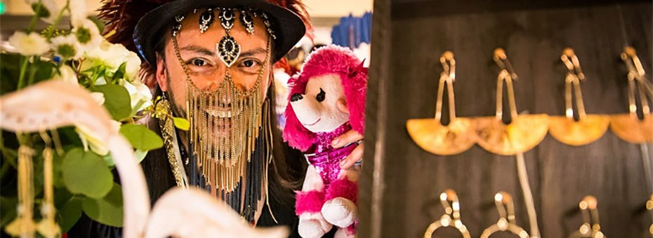 MULTIMEDIA | Welcome to The Edwardian Ball Vendor Bazaar, which for over 10 years has painstakingly and lovingly presented over 50 carefully curated, artisan vendors.