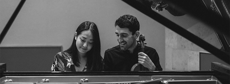 MUSIC | The Beethoven 2020 Project featuring Patrick Galvin and Jung-eun Kim playing Sonatas by Ludwig van Beethoven, Robert Schumann, and Johannes Brahms.