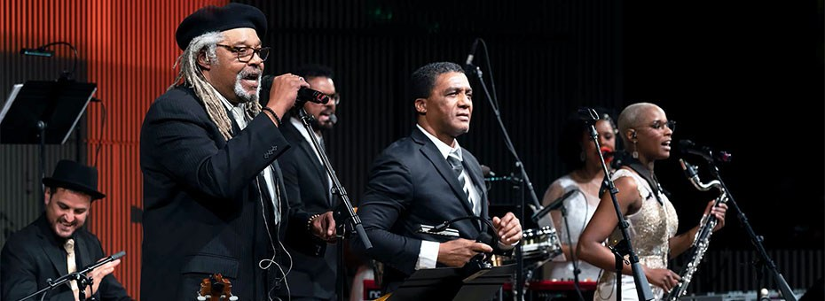 MUSIC | Fridays at Five: Afro-Cuban All Stars with Juan de Marcos González - The enduring spirit of the Buena Vista Social Club was felt and heard in this superb performance filmed in May of 2019.