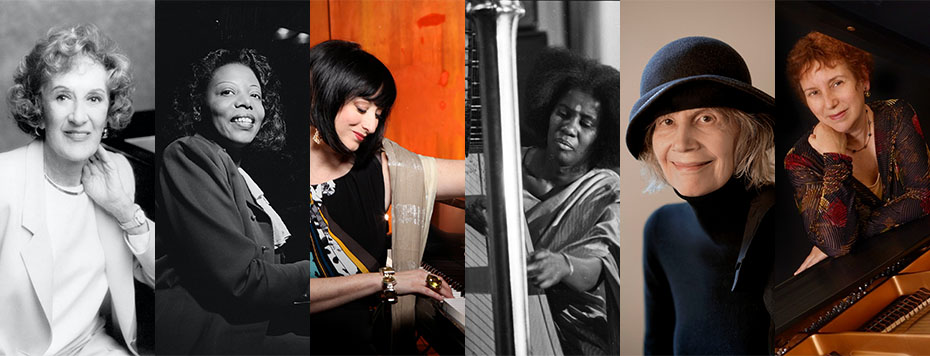 Women Compose Jazz