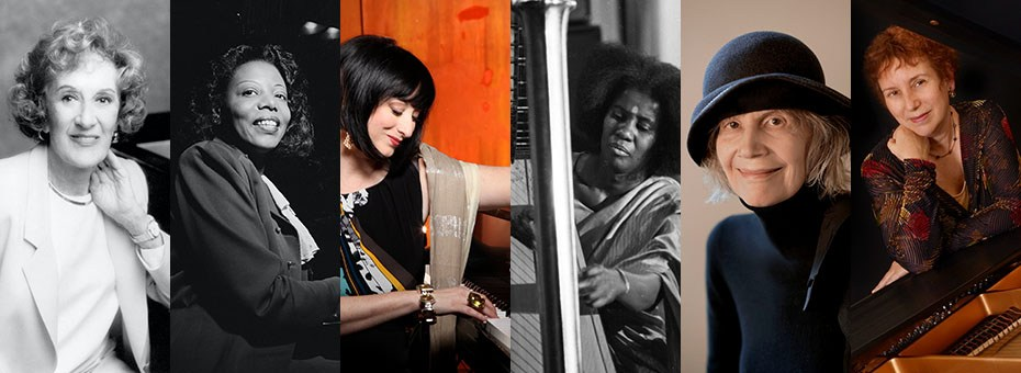 MUSIC | Women Compose Jazz featuring compositions by Marian McPartland, Mary Lou Williams, Renee Rosnes, Alice Coltrane, Joanne Brackeen, Laura Klein, and more.