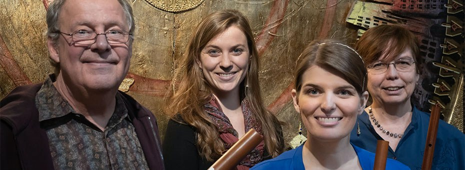 MUSIC | Society for Historically Informed Performance - Tres Doulx is a Renaissance flute consort dedicated to the in-depth exploration of original sources and manuscripts.