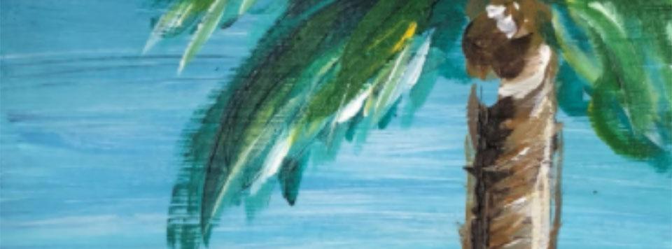 Palm Trees Palette