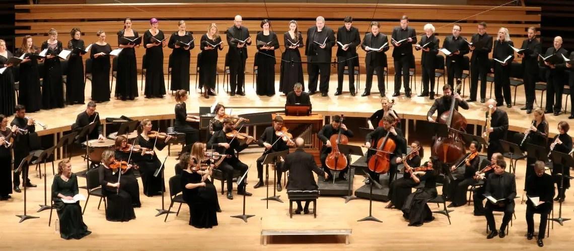 Handel, Haydn et la Chapelle de Québec : Un splendide moment de partage en hommage à la musique