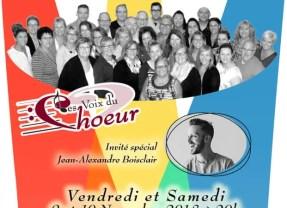 Les Voix du Choeur – Les 10 ans d'une chorale