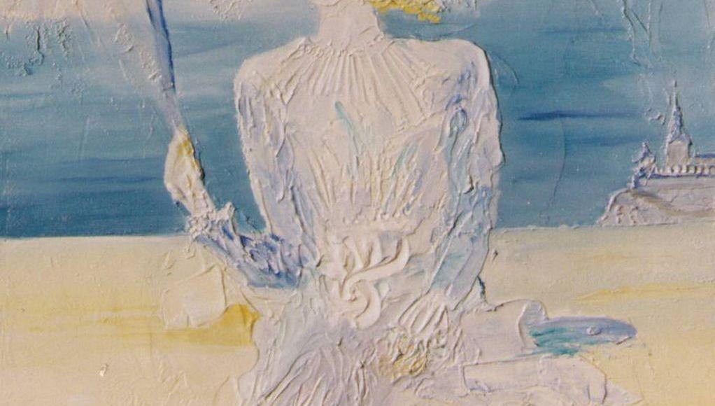 Jean Luc Levoux - la plage cache des coquillages d'émeraudes