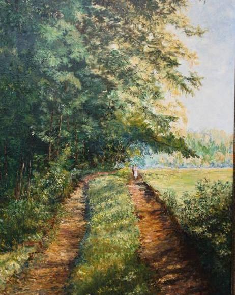 Christiane Blache - Mon Chemin, Ma Campagne