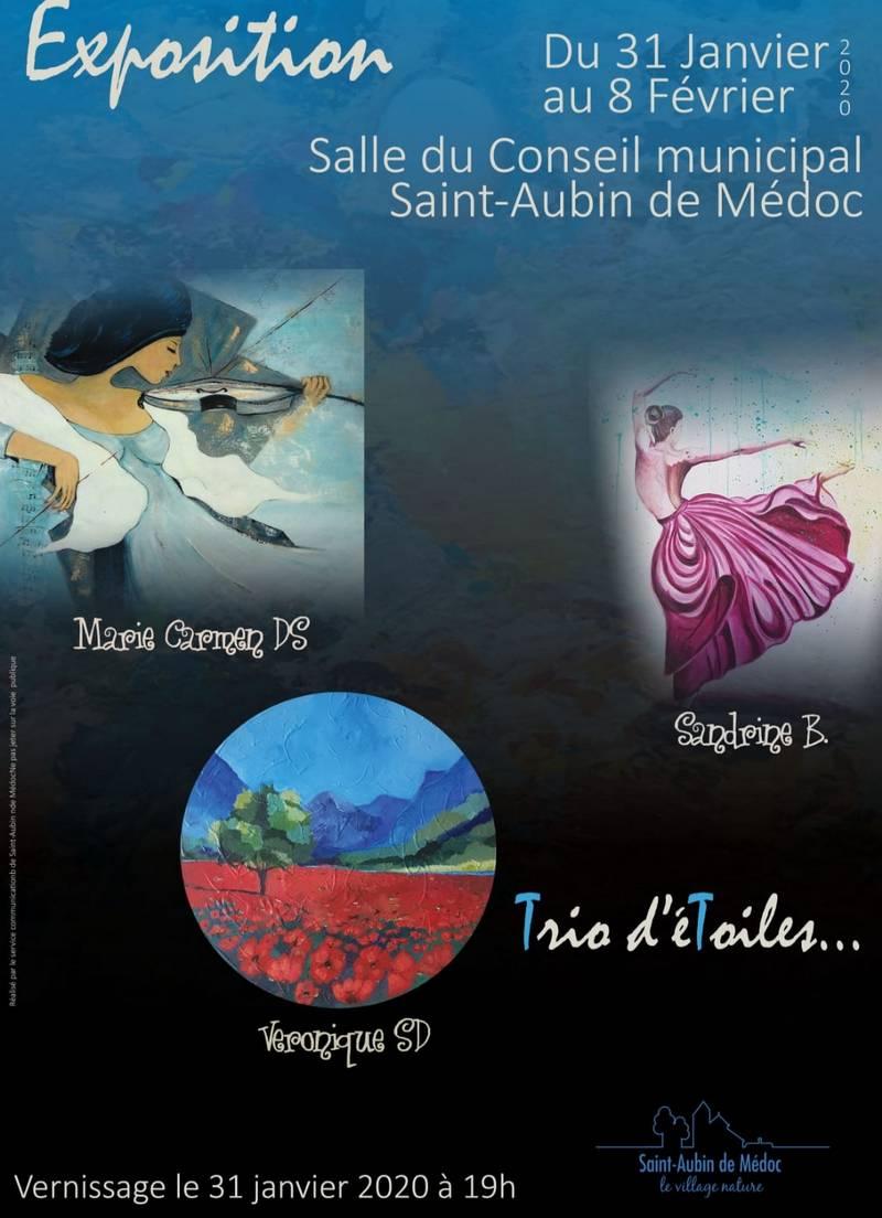 Exposition-saint-aubin-medoc