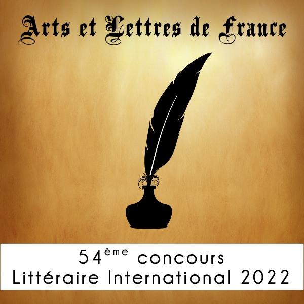 Concours Littéraire International ALF Adultes 2022