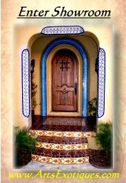 Tunisian Tile Photos