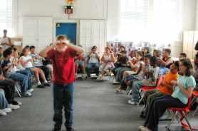 Classika outreach in the Virginia public schools