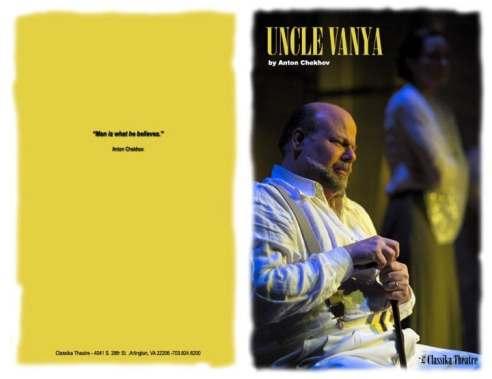 Uncle Vanya program