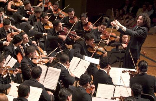 Gustavo Dudamel El Sistema