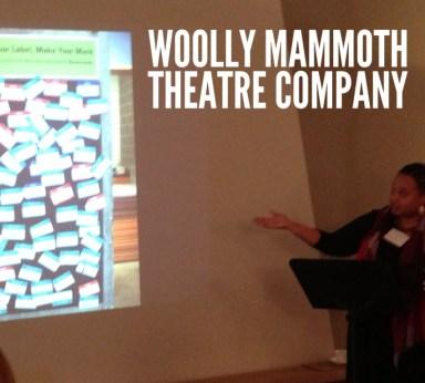 Woolly Mammouth presents Pecha Kucha style