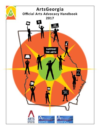 Arts Advocacy Handbook 2017