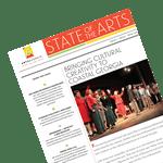 ArtsGeorgia State of the Arts Winter 2015 newsletter
