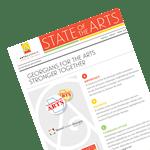 ArtsGeorgia State of the Arts Winter 2016 newsletter