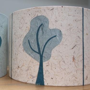Tree design lampshade