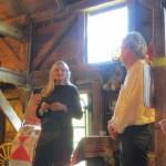 AHA! Fundraiser - Aphrodite / Old Barn Gallery