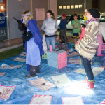 Running a Life Sized Board Game at Antigonight 2013