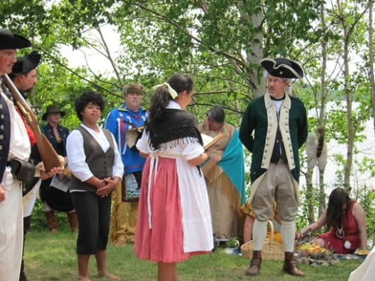 Truth and Reconciliation 101 - scene from 1784: (Un) Settling Antigonish