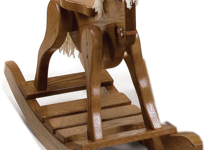 Wooden Rocking Horse Plans