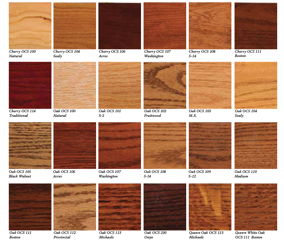 Best Color Stain For Maple Wood