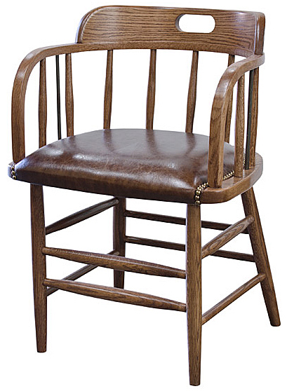 Amish Furniture Youth Chair