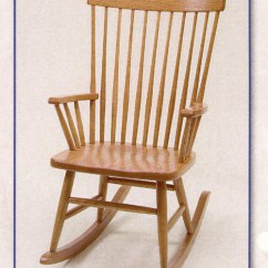Handmade Rocking Chairs White Patio Dining Table And Amish Chair Oak Comback Rocker Hardwood