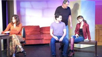 J-CAT's production of Julia Pascal's Crossing Jerusalem