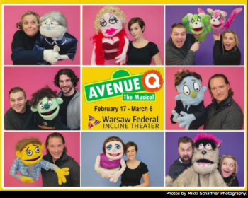 """Why A White Christmas (Eve) Is Nothing To Celebrate On """"Avenue Q ..."""