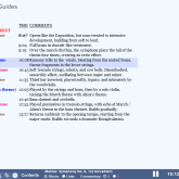 More than 150 prose guides include layers for both novices and experts